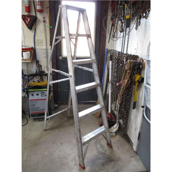 6ft alluminum ladder