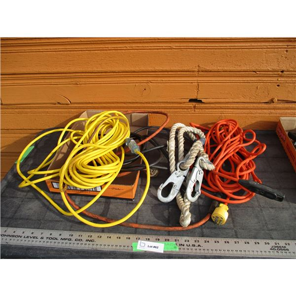 extension cords + misc