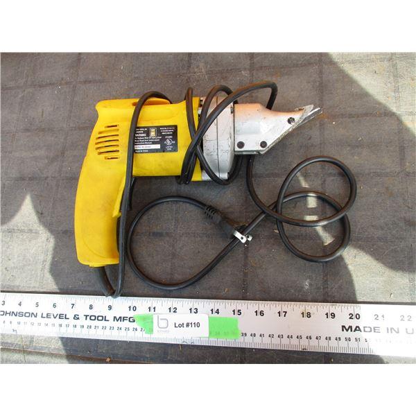 powerfist 14 gauge swiVel head shears (working)
