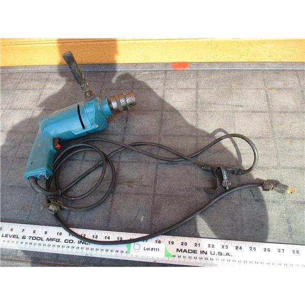 Makita Drill (cord repaired) - working