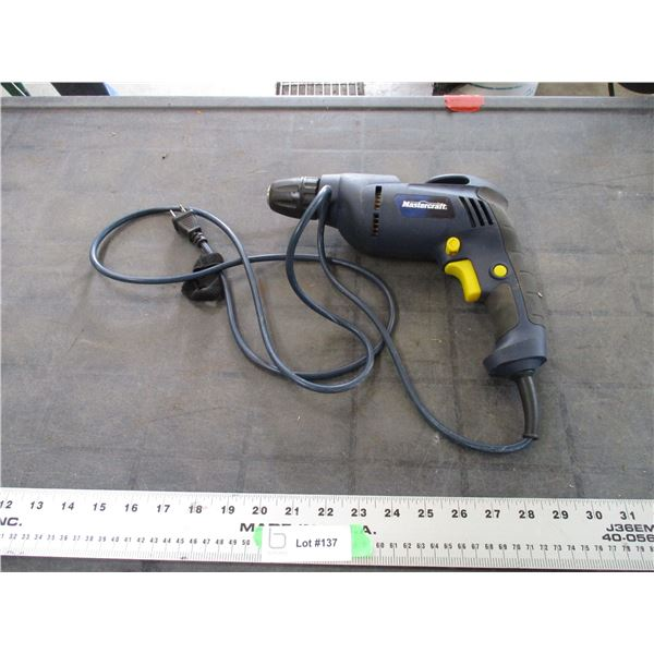 3/8 5amp drill (working)