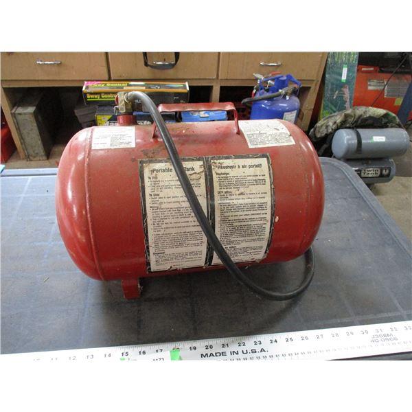 160PSI Air tank