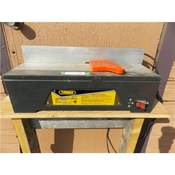 """Trade Master 4 1/8"""" Table Top Jointer-Planer"""