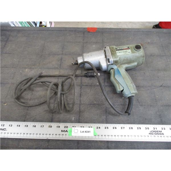 """Jepson Pro 1/2"""" impact wrench (working)"""