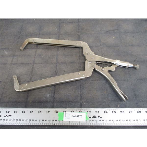 """18"""" welding clamp"""