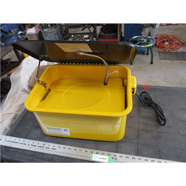 Powerfist 3.5Gallon Parts washer