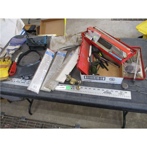 welding related items