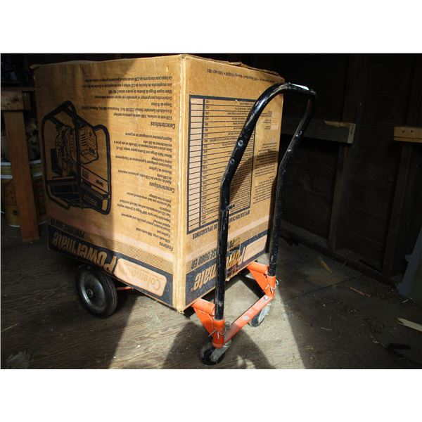 4 wheel moving cart (cart only)