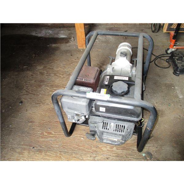 Powerfist 7.0HP Water Pump