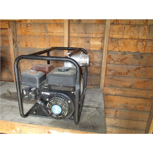 Powerfist 6.5HP Water Pump