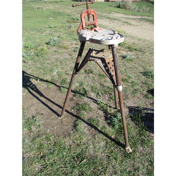 Rigid work stand