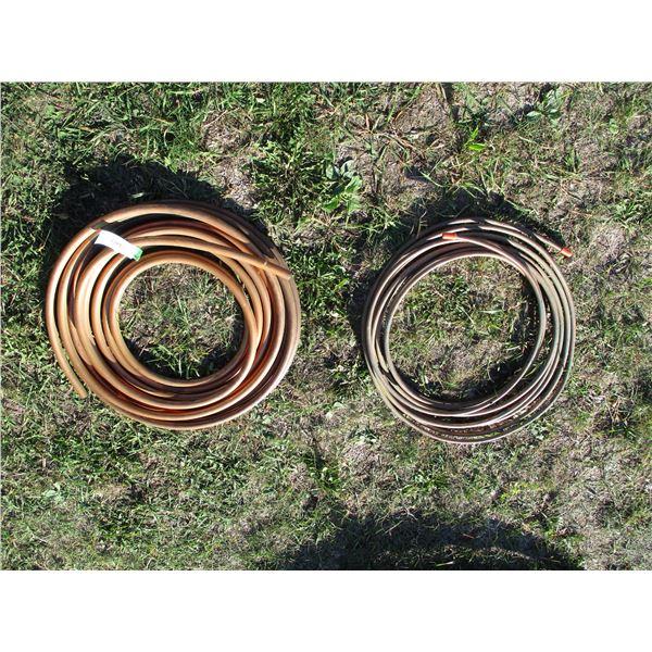 2X The Money - Copper tubing