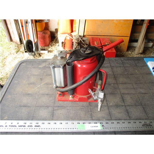 Motomaster Hydraullic Pneumatic Tack 20Ton