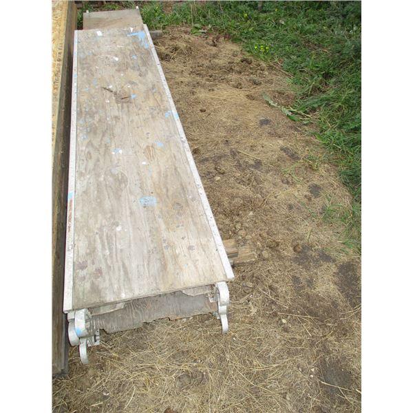 "walking planks, 82"" - 120"" long"
