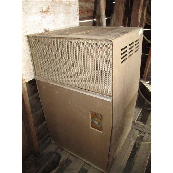 Vintage oil stove