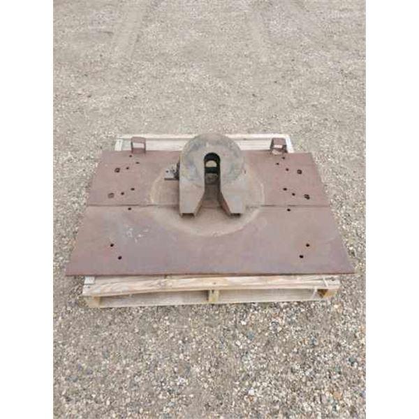 "5th Wheel Hitch Plate - 32""x48"""