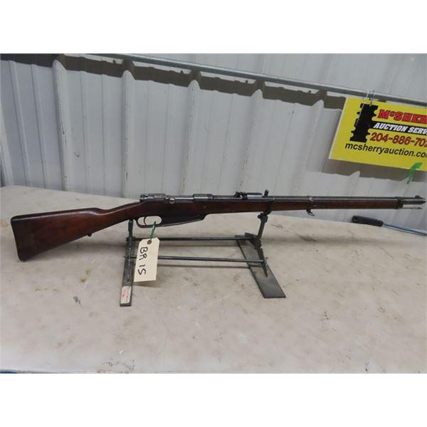 "Mauser Gewehr 88/05 BA 8 x 57 MM BL=29"" S#6919 Marked AMBEGE 1892 - VG Condition, Sling Swivel Missi"