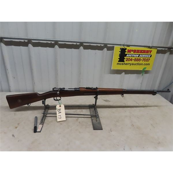 """Carl Gustafs 1896 BA 6.5 x 55 MM BL= 29"""" S#179099 Very Clean Rifle , Small Brusing on Right Side of"""