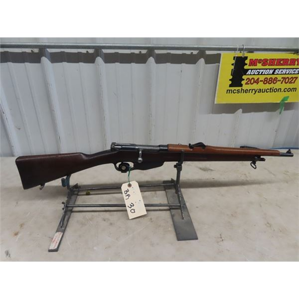 Mannlicher 95 Carbine BA 6.5 x 53 R Old No. 3 For Artillery & Engineers On Receiver Hemburge 1939 So