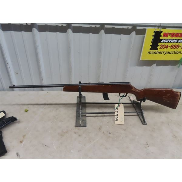 """Lake Field Mossberg MK II BA 22 LR BL=21"""" S#9793 - One Mag Lots of Wear to Stock, No Elevation Bar o"""
