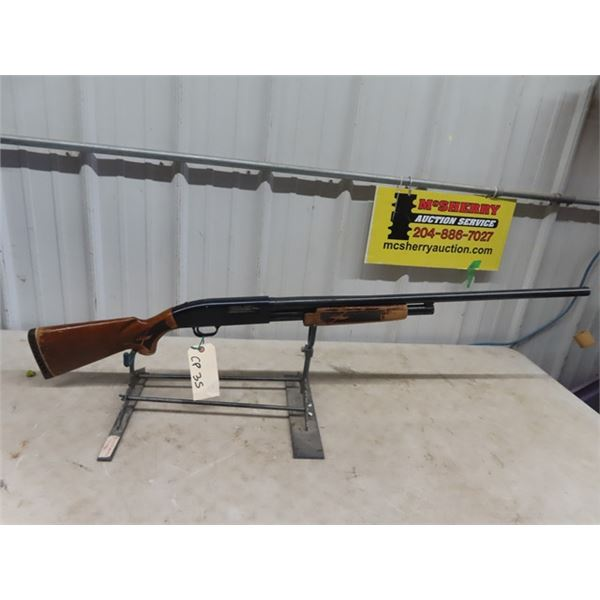 """Lakefield Mossberg 500 A PA 12 GA 2 3/4 & 3 """" BL= 29. S#H696248 Lots of Wear on Wood - No Sites- MUS"""
