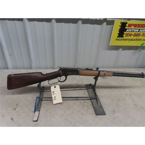 Winchester Mdl 1892 44 WCF LA S#548783- Action is Tight, Fore Arm Replaced - MUST HAVE PAL TO PURCHA