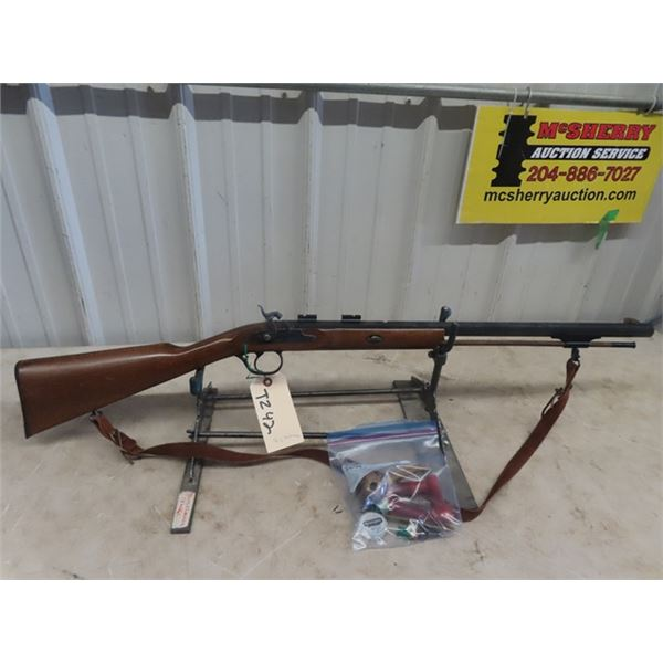 Traditions SS 50 Cal Muzzle Loader Black Powder S# 231847 w Scope Rails - MUST HAVE PAL TO PURCHASE-