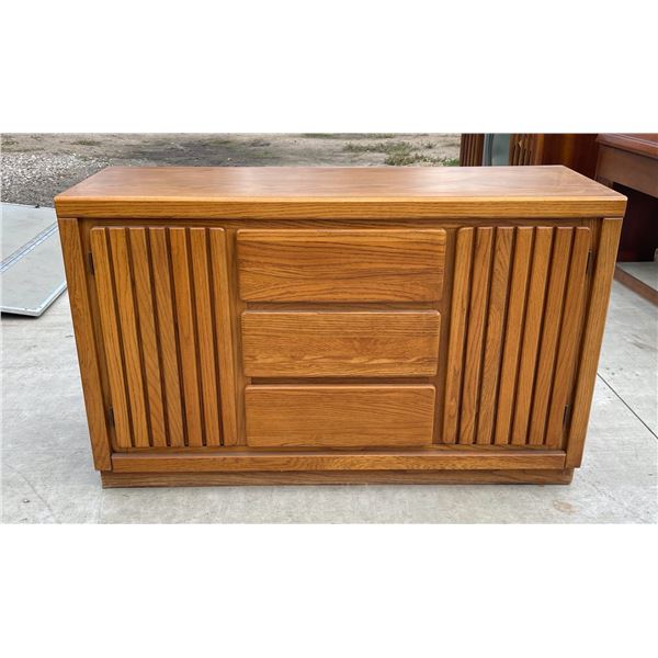 SOLID WOOD BUFFET/CABINET