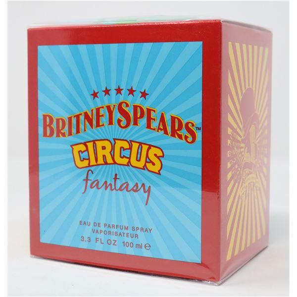 BRITNEY SPEARS CIRCUS FANTASY EAU DE PARFUM 100ML