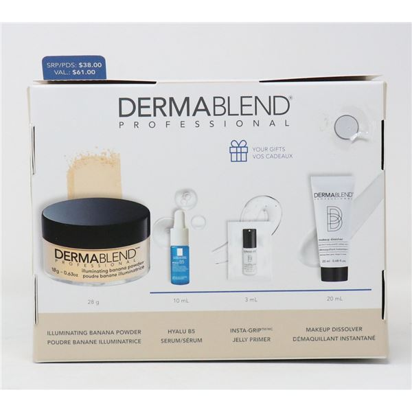 DERMABLEND PROFFESIONAL PACK