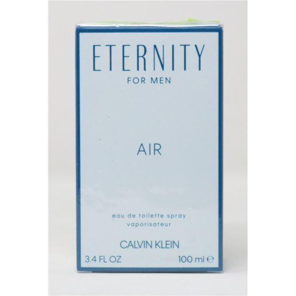 CALVIN KLEIN ETERNITY AIR FOR MEN EAU DE