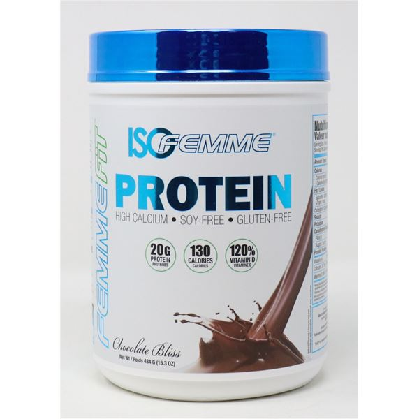 ISO FEMME PROTEIN CHOCOLATE BLISS 434G