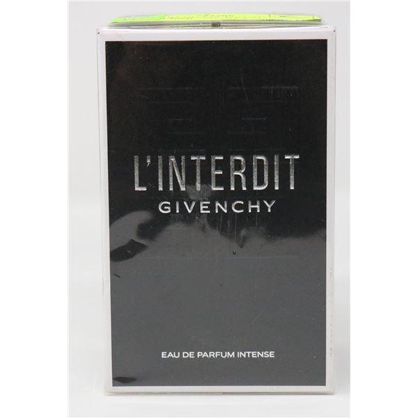 L'INTERDIT GIVENCHY EAU DE PARFUM 80ML