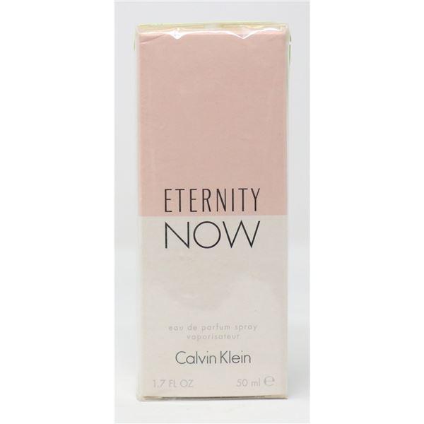 CALVIN KLEIN ETERNITY NOW EAU DE PARFUM 50ML
