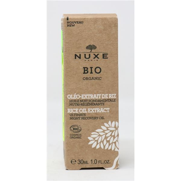 NUXE BIO RICE OIL EXTRACT ULTIMATE NIGHT RECOVERY