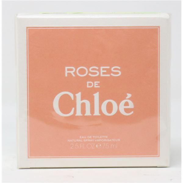 ROSES DE CHLOE EAU DE TOILETTE 75ML
