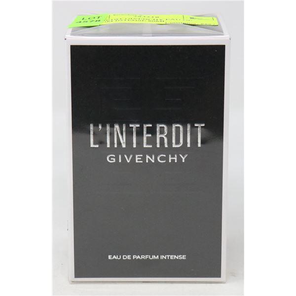 L'INTERDIT GIVENCHY EAU DE PARFUM INTENSE 80ML