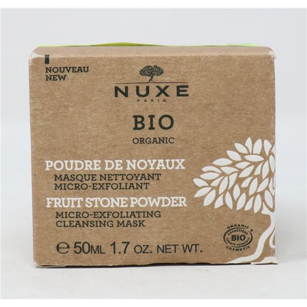 NUXE BIO MICRO-EXFOLIATING CLEANSING MASK 50ML