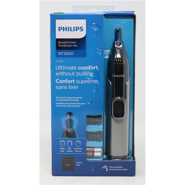 PHILIPS NT3000 NOSE TRIMMER