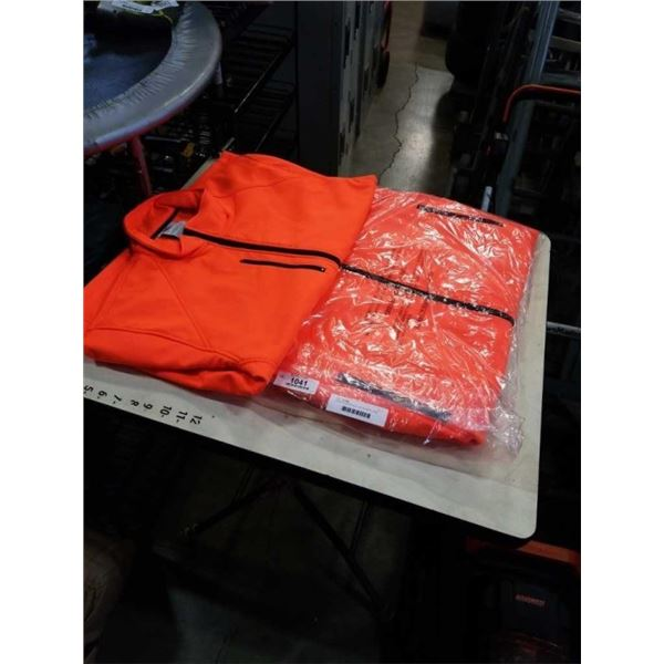2 NEW CONDOR HIGH VIS JACKETS - SIZE LARGE