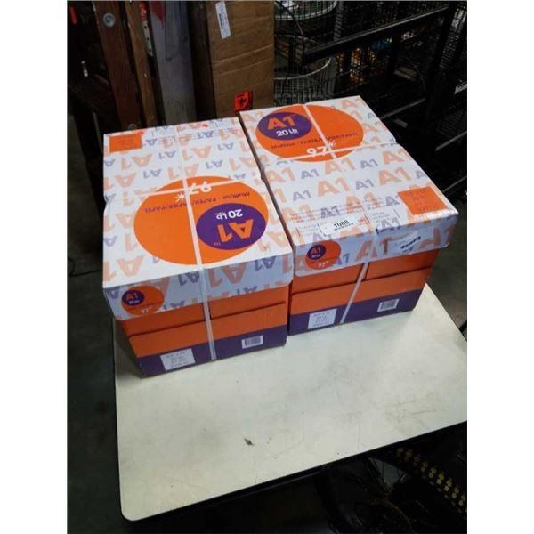 2 BOXES A1 20LB PAPER