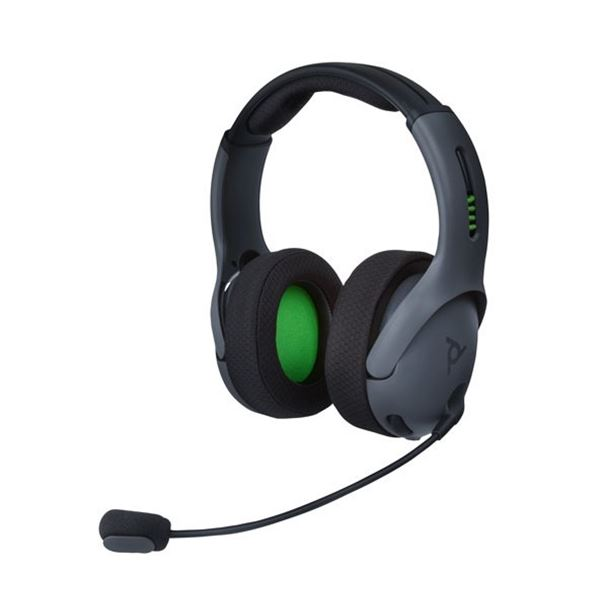 PDP WIRELESS GAMING HEADSET W/ MICROPHONE FOR XBOX ONE - WORKING