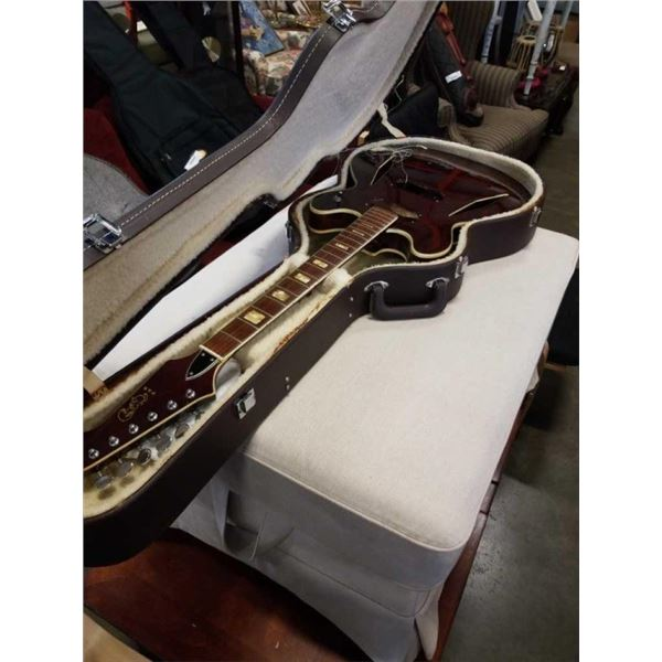 PAN PROJECT ELECTRIC GUITAR WITH HARDCASE