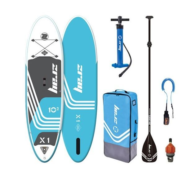 NEW ZRAY X1 RIDER INFLATABLE STAND UP PADDLEBOARD