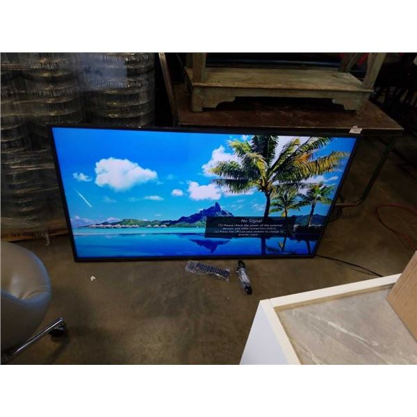 55 INCH LG SMART 4K UHD TV