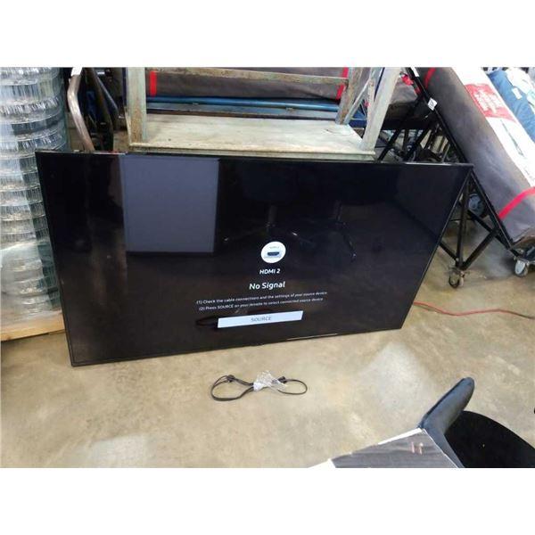 SAMSUNG 65 INCH 4K TV - MODEL NU6900