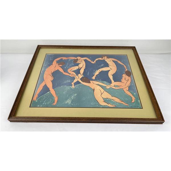 La Danse Henri Matisse Print