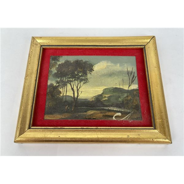 Spanish Painting on Canvas