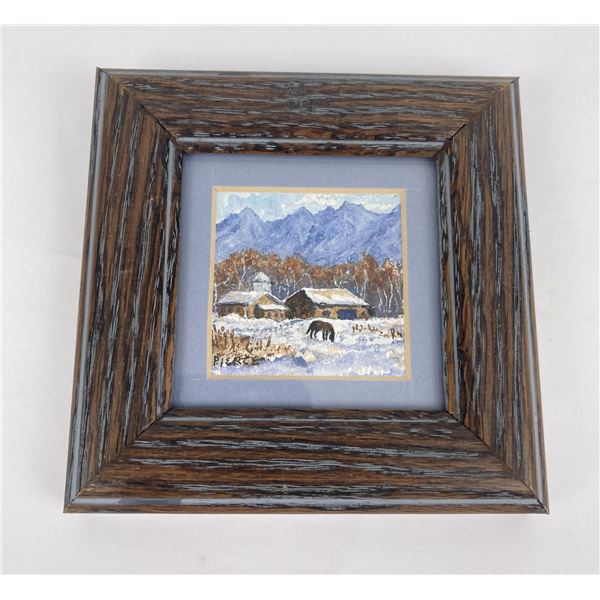 Montana Miniature Painting RE Pierce