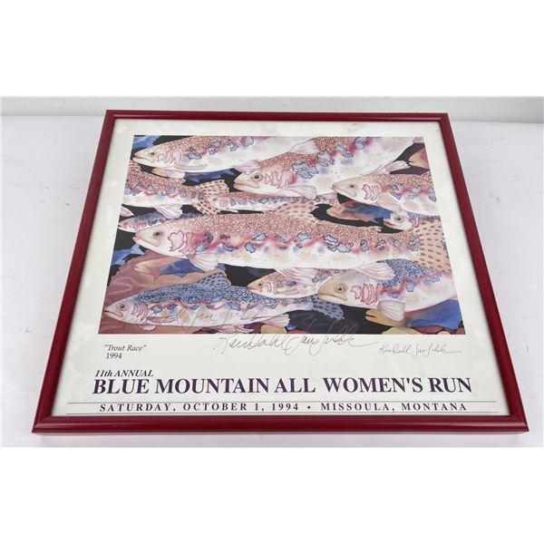 Missoula Montana Blue Mountain Women's Run